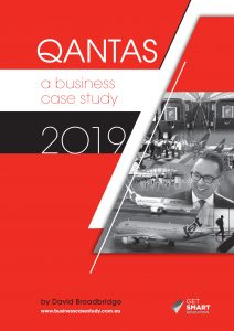 Qantas business case study HSC