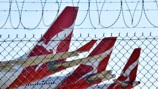 Qantas continues to navigate COVID-19